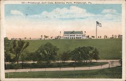 Pittsburgh Golf Club, Schenley Park
