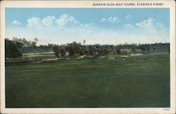 Dunedin Isles Golf Course