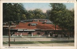 The Tabernacle Postcard