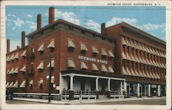 Seymour House Postcard