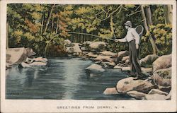 Greetings from Derry, N.H.