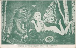 "Tarwid's Russian Bear Picnic of the ""Bear"" and the"" Nymph"""