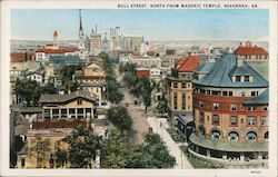 Bull Street, North from Masonic Temple
