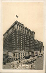 The Brown Hotel Postcard
