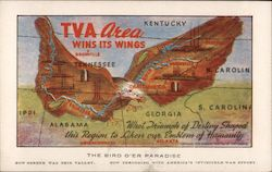TVA Area Wins its Wings