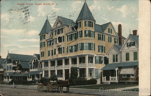 Alaska House Ocean Grove New Jersey
