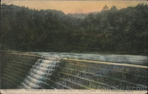 Thorne Dam, Turkey Hollow Millbrook New York
