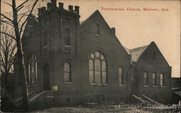 Presbyterian Church Malvern Arkansas