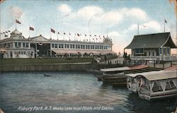 Wesley Lake Boat Floats and Casino