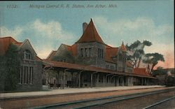 Michigan Central R.R. Station