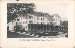 Winter Clove House