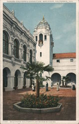 Southern California Counties Building, Panama-California Exposition 1915
