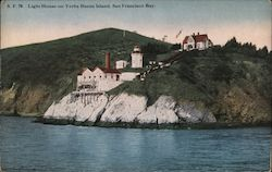 Light House on Yerba Buena Island
