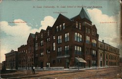 St. Louis University school of Medicine and Dentistry