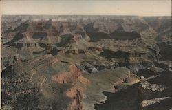 "View From ""El Tovar"", Grand Canyon, Arizona"