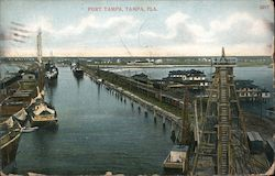 Water View of Port Tampa