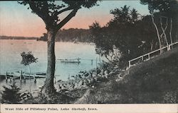 West Side of Pillsbury Point, Lake Okoboji