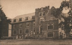 Sanatorium - Associates Building, The Christian Science Benevolent Association Postcard