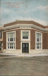 Emmitsburg Savings Bank, Founded 1909