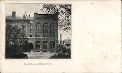 Free Library Postcard