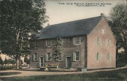 The Old Brick Metting House