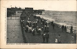 Boardwalk, Holand Station, Rockaway