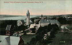 General View of Campus, Cornell University