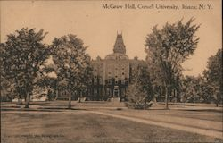 McGraw Hall, Cornell University