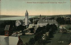 General View of Campus - Cornell University