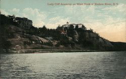 Lady Cliff Academy, on West Bank of Hudson River (Ladycliff College)