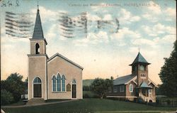 Catholic and Methodist Churches
