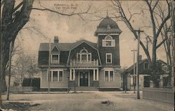 Van Wyck Hall Postcard