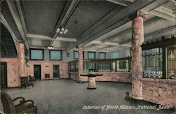 Interior of North Adams National Bank