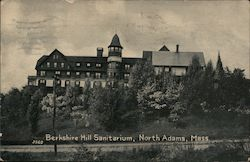 Berkshire HIll Sanitarium Postcard