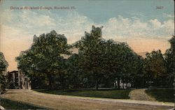 Drive at Rockford College