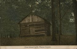 First School in Ft. Wayne County.