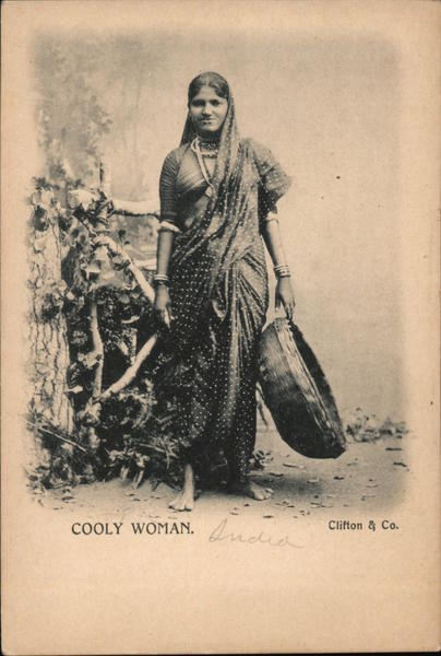 Cooly Woman India