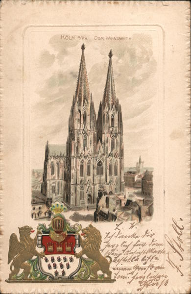 Cologne - Dom Germany