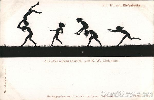 Through Hardships To the Stars , from K.W. Diefenbachs To Rescue K.W. Diefenbachs! Germany