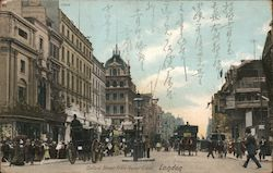Oxford street from Regent Circus