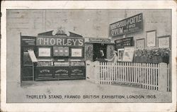 Thorley's Stand, Franco British Exhibition 1908