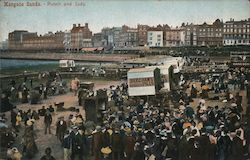 Margate Sands, Punch and Judy