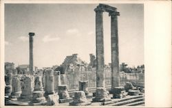 Ruins of the Temple of Apollo at Didyma