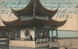 Chinese Garden - Soochow Postcard