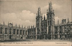 Quadrangle, All Souls College