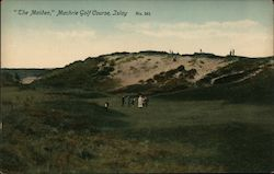 """The Maiden"", Machrie Golf Course"