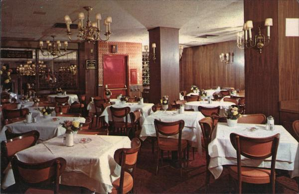 Kleine Konditorer Cafe and Restaurant - 234 East 86th Street Manhattan New York