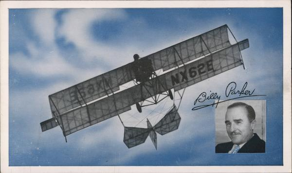 1912 Model Curtis Pusher Airplane Aircraft