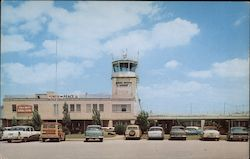 Gregg County Airport Postcard