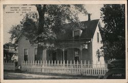 Boyhood Home of Walter P Chrysler